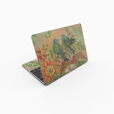 MacBook 12in Skin - Splendid Botanical