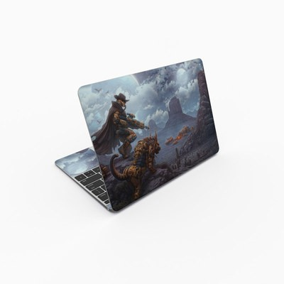 MacBook 12in Skin - Bounty Hunter