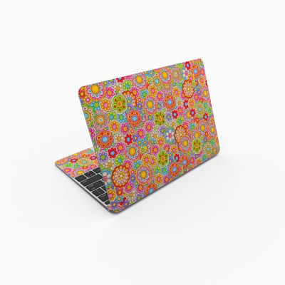 MacBook 12in Skin - Bright Ditzy