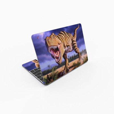 MacBook 12in Skin - Brown Rex