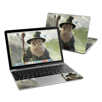 MacBook 12in Skin - Catdalf