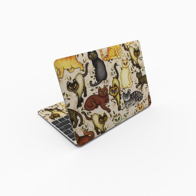 MacBook 12in Skin - Cats
