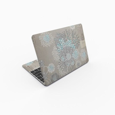 MacBook 12in Skin - Christmas In Paris