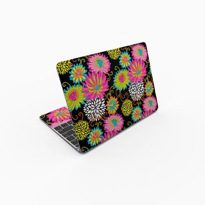 MacBook 12in Skin - Chrysanthemum