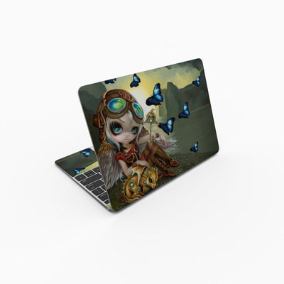 MacBook 12in Skin - Clockwork Dragonling