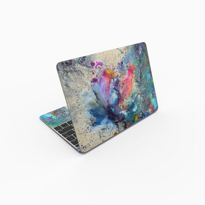 MacBook 12in Skin - Cosmic Flower