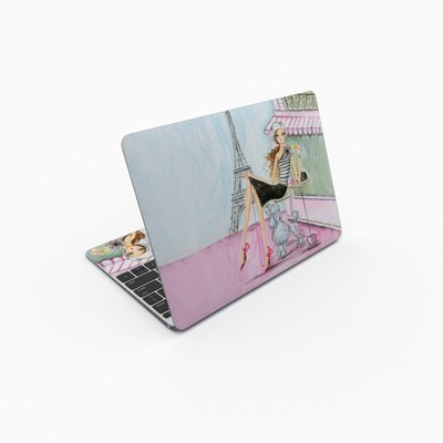 MacBook 12in Skin - Cafe Paris
