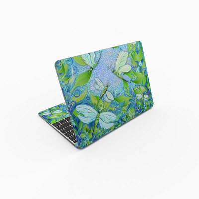 MacBook 12in Skin - Dragonfly Fantasy