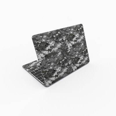 MacBook 12in Skin - Digital Urban Camo