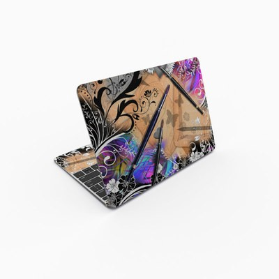 MacBook 12in Skin - Dream Flowers
