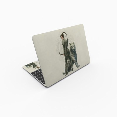 MacBook 12in Skin - Half Elf Girl