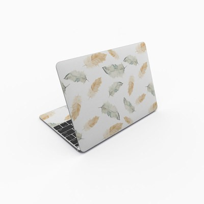 MacBook 12in Skin - Feathers