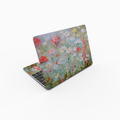 MacBook 12in Skin - Flower Blooms