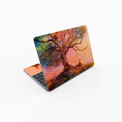 MacBook 12in Skin - Fox Sunset