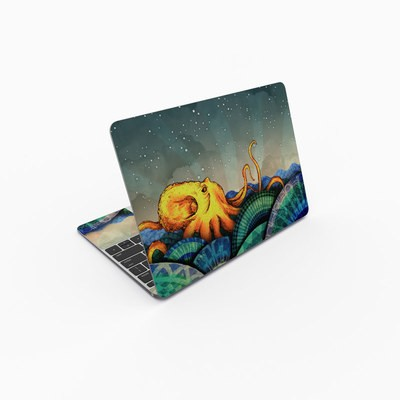 MacBook 12in Skin - From the Deep