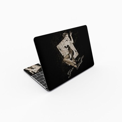 MacBook 12in Skin - Give Em Hell