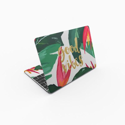 MacBook 12in Skin - Good Vibes