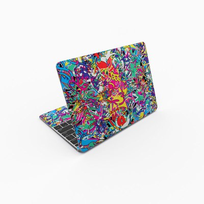MacBook 12in Skin - Graf