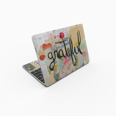 MacBook 12in Skin - Grateful