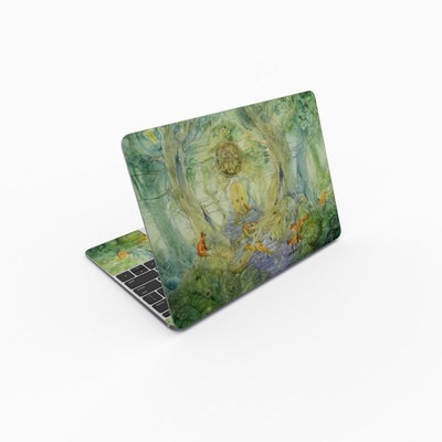 MacBook 12in Skin - Green Gate