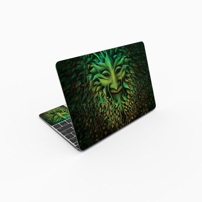 MacBook 12in Skin - Greenman