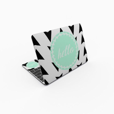 MacBook 12in Skin - Greetings