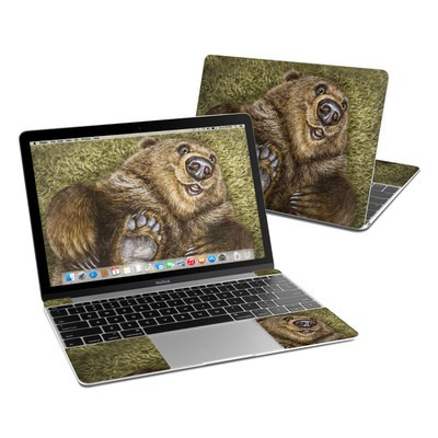 MacBook 12in Skin - Happy Baby