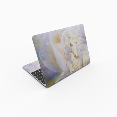 MacBook 12in Skin - Heart Of Unicorn