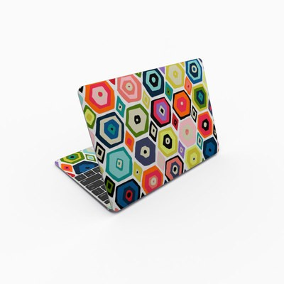 MacBook 12in Skin - Hex Diamond