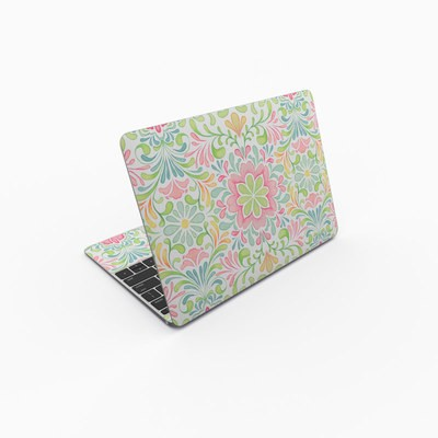 MacBook 12in Skin - Honeysuckle