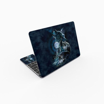 MacBook 12in Skin - Howling