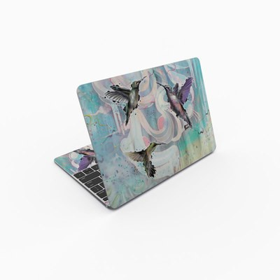 MacBook 12in Skin - Hummingbirds