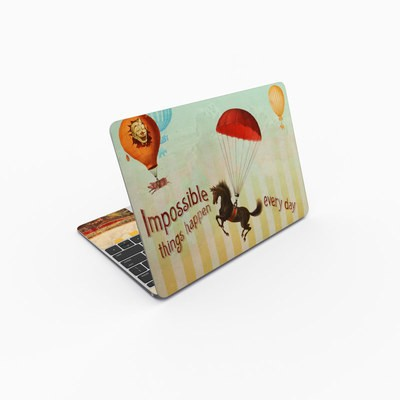 MacBook 12in Skin - Impossible