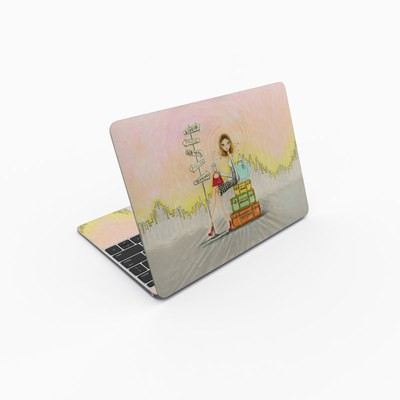 MacBook 12in Skin - The Jet Setter