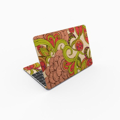 MacBook 12in Skin - Jill