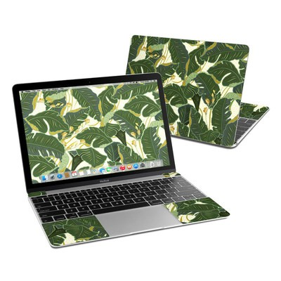 MacBook 12in Skin - Jungle Polka