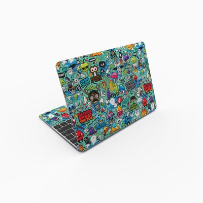 MacBook 12in Skin - Jewel Thief