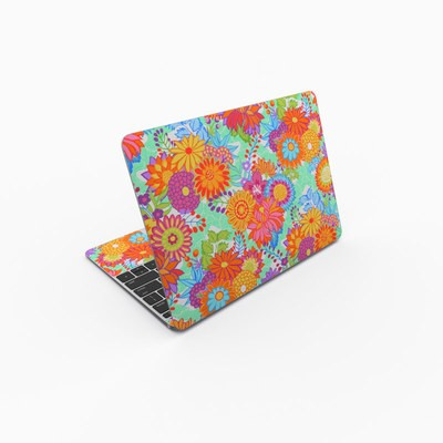 MacBook 12in Skin - Jubilee Blooms