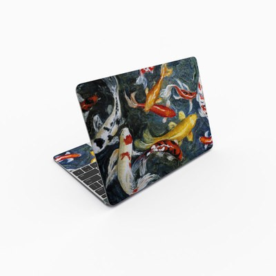 MacBook 12in Skin - Koi's Happiness