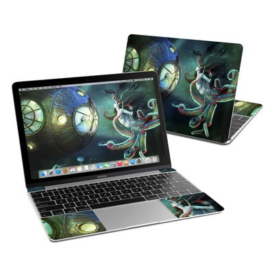 MacBook 12in Skin - 20000 Leagues