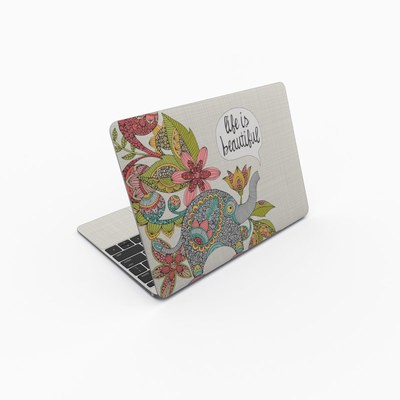 MacBook 12in Skin - Life is Beautiful
