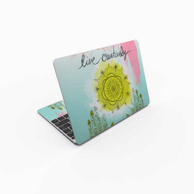 MacBook 12in Skin - Live Creative