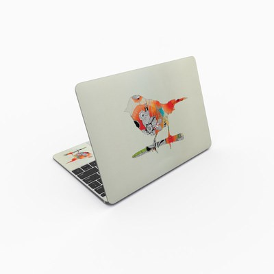 MacBook 12in Skin - Little Bird