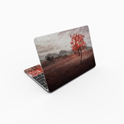 MacBook 12in Skin - Lofoten Tree