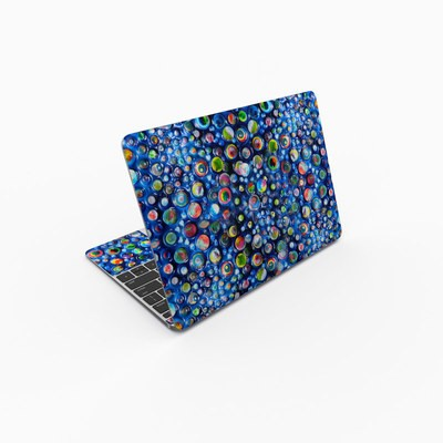 MacBook 12in Skin - My Blue Heaven