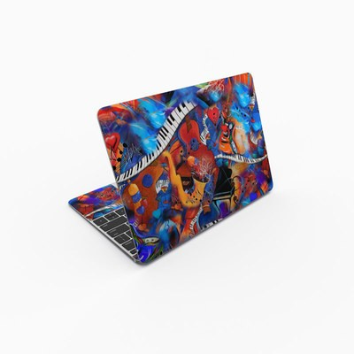 MacBook 12in Skin - Music Madness