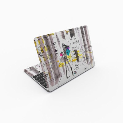 MacBook 12in Skin - My New York Mood