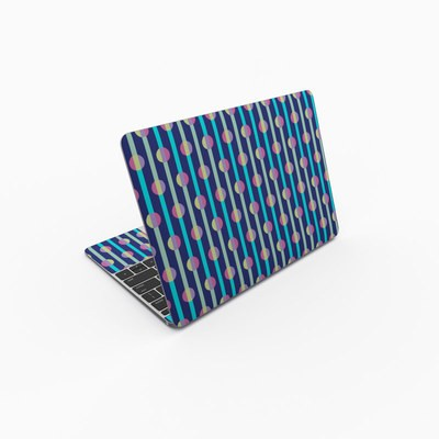 MacBook 12in Skin - Mod Stripe
