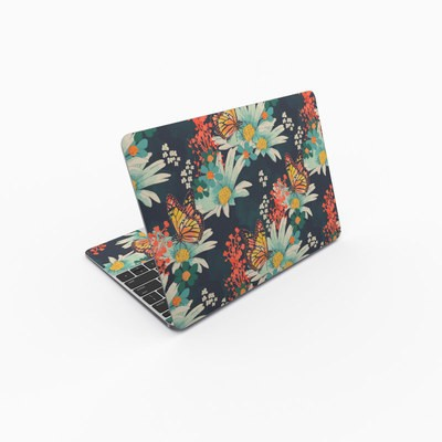 MacBook 12in Skin - Monarch Grove