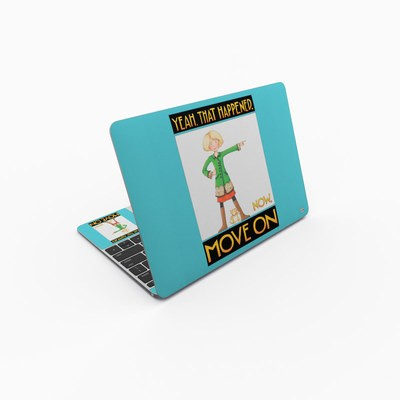 MacBook 12in Skin - Move On